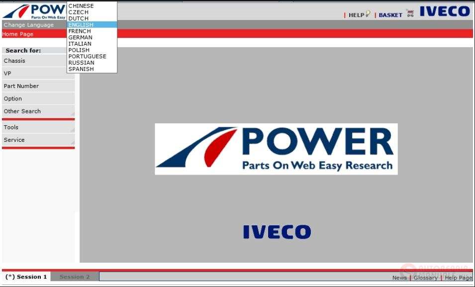 Iveco Power Trucks + Buses [01.2019]